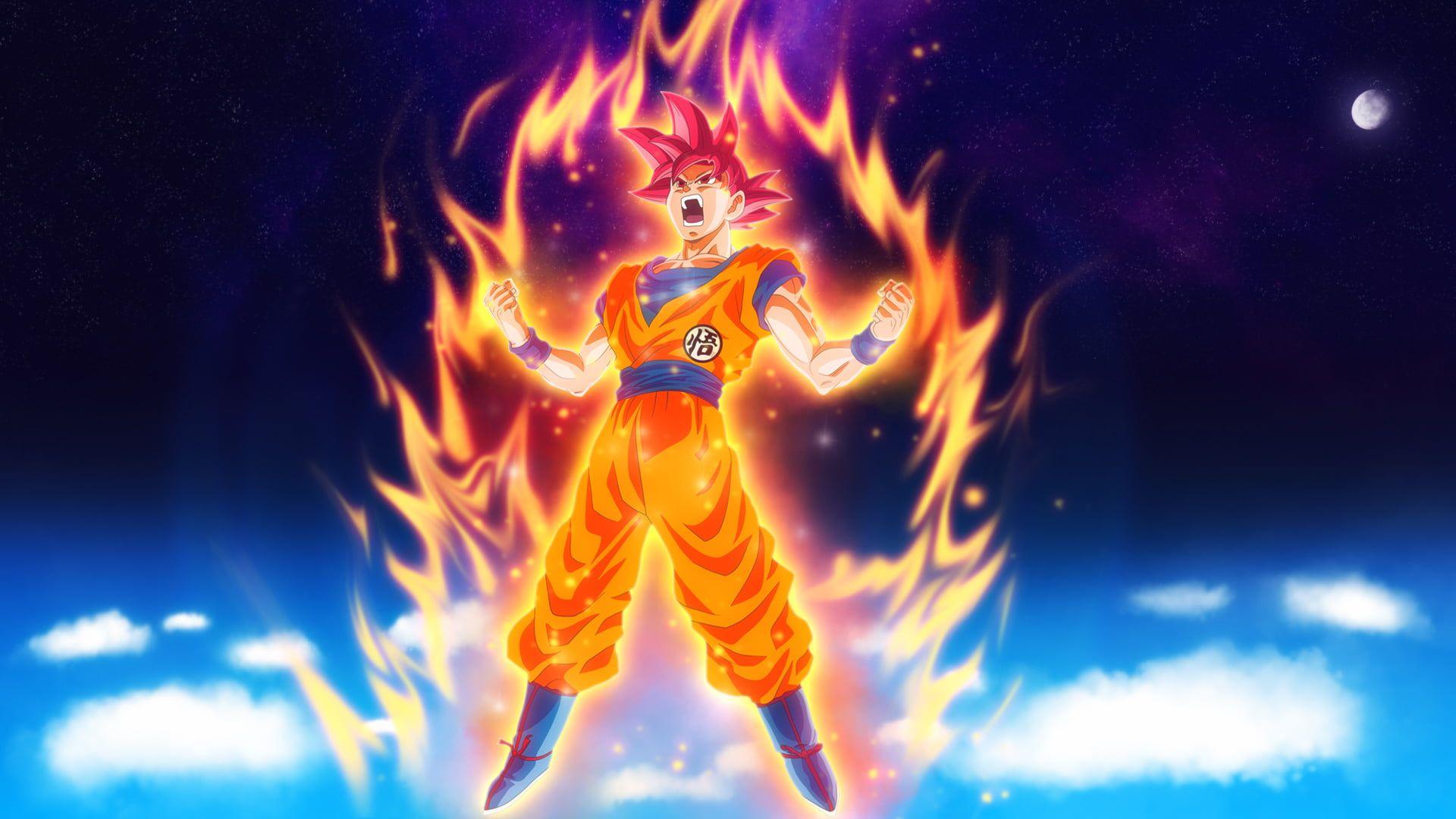 Son Goku Wallpaper Dragon Ball Son Goku Dragon Ball Super 1080p