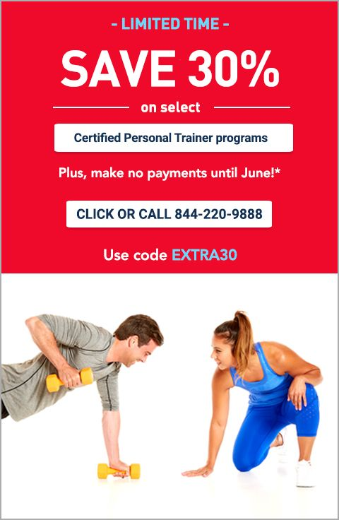 Get A Personal Trainer Certification From Nasm Top Rated Trainer