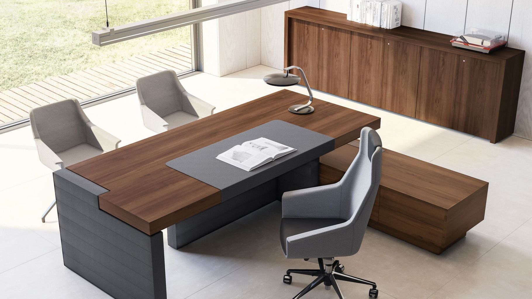 Executive Office Furniture: JERA Executive Office Furniture