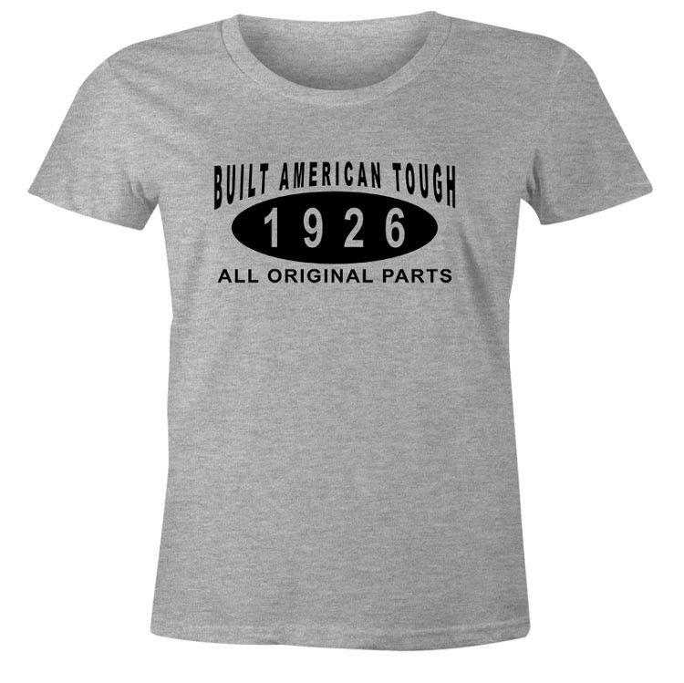 91st Birthday T Shirt Womens