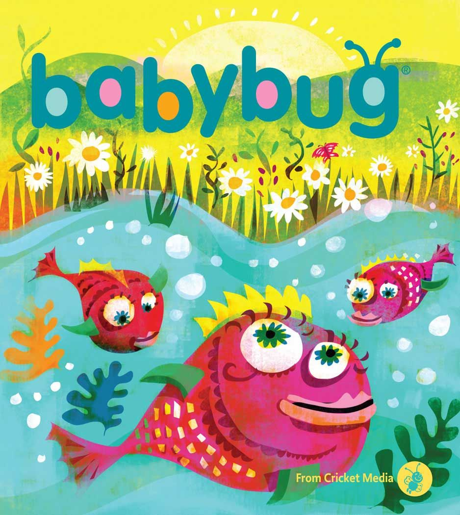 BABYBUG® Magazine for Babies 6mo-3yrs - Read-aloud stories for ...