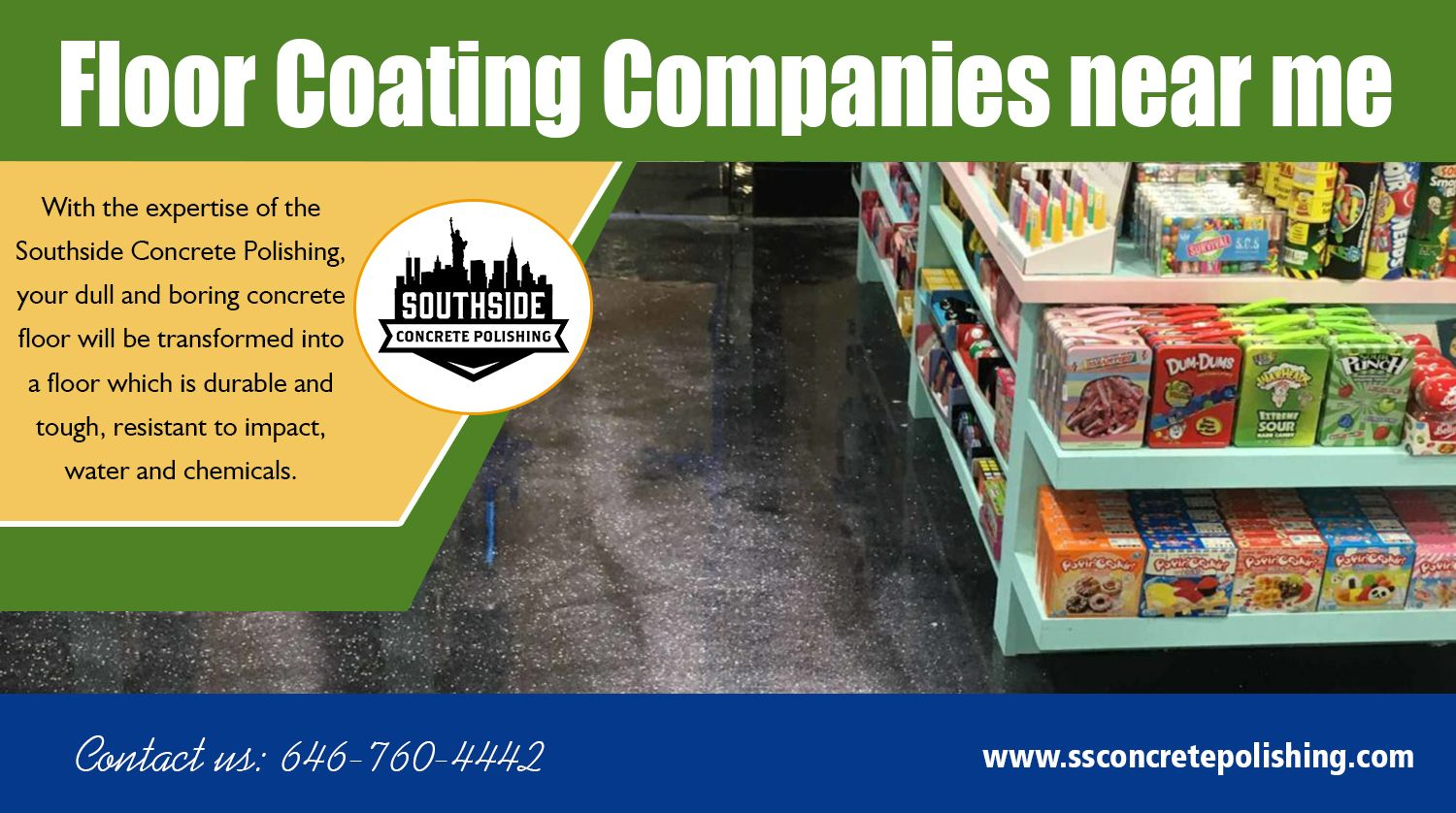Epoxy floor coating companies near me have over many years