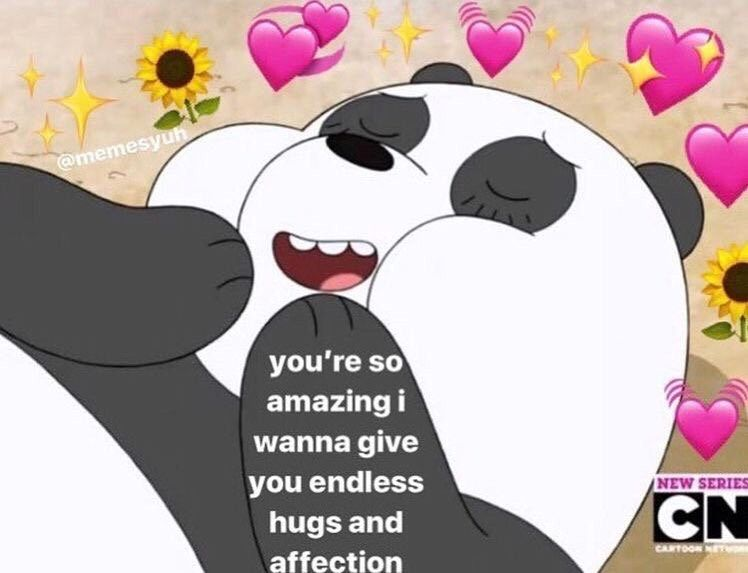 You Guys Are All Amazing I Love You Goodnight For Now Lets Make Tomorrow Awesome Cute Love Memes Wholesome Memes Love Memes