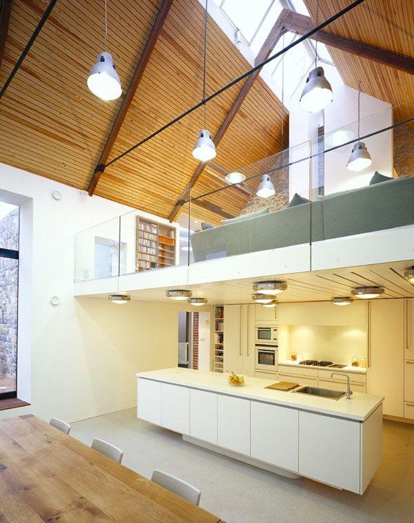 31 progetti di soppalco in legno basso o per camere da for Camere da letto basso costo