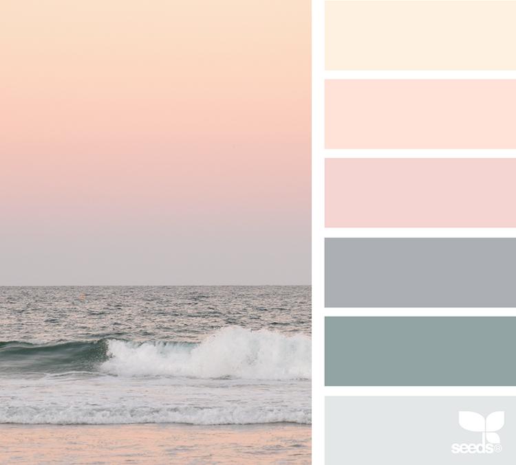 Combina Colores De Manera Facil Y Rapida Paletas De Colores Calidos Paletas De Colores Paletas De Color Rosa