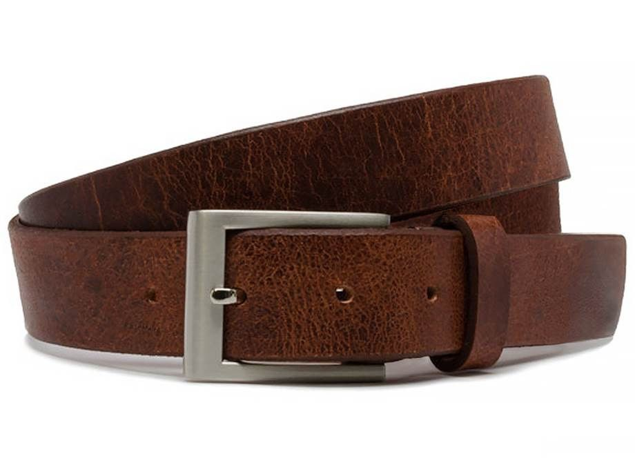 8ee337ce8a71a Nickel Free Full Grain Leather Belt in Tan - unique, comfortable, no rash.  We are loving the look of this belt! Each belt is unique; handcrafted from  ...