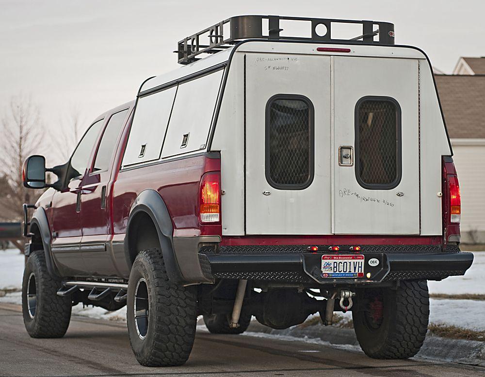 A R E Dcu Aluminum Cap With Barn Doors New Expedition Portal