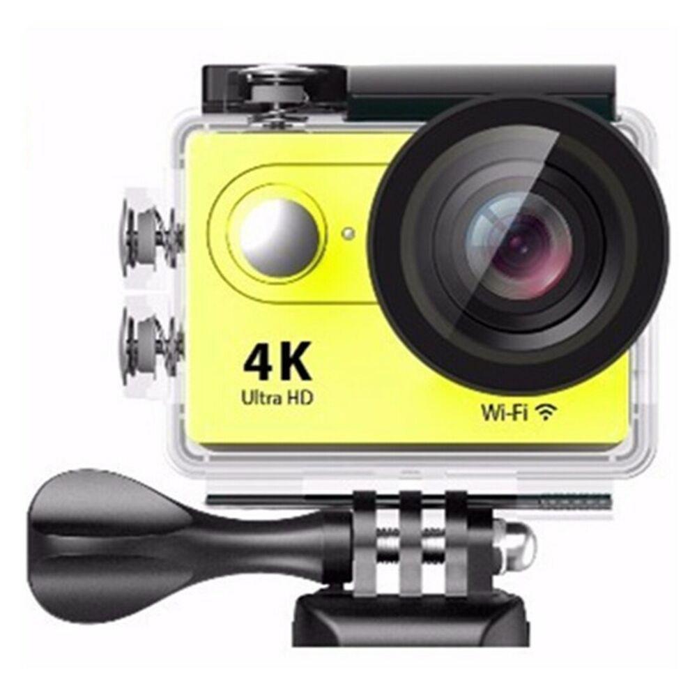 H9 4K Ultra HD1080P 12MP 2 inch LCD Screen WiFi Sports
