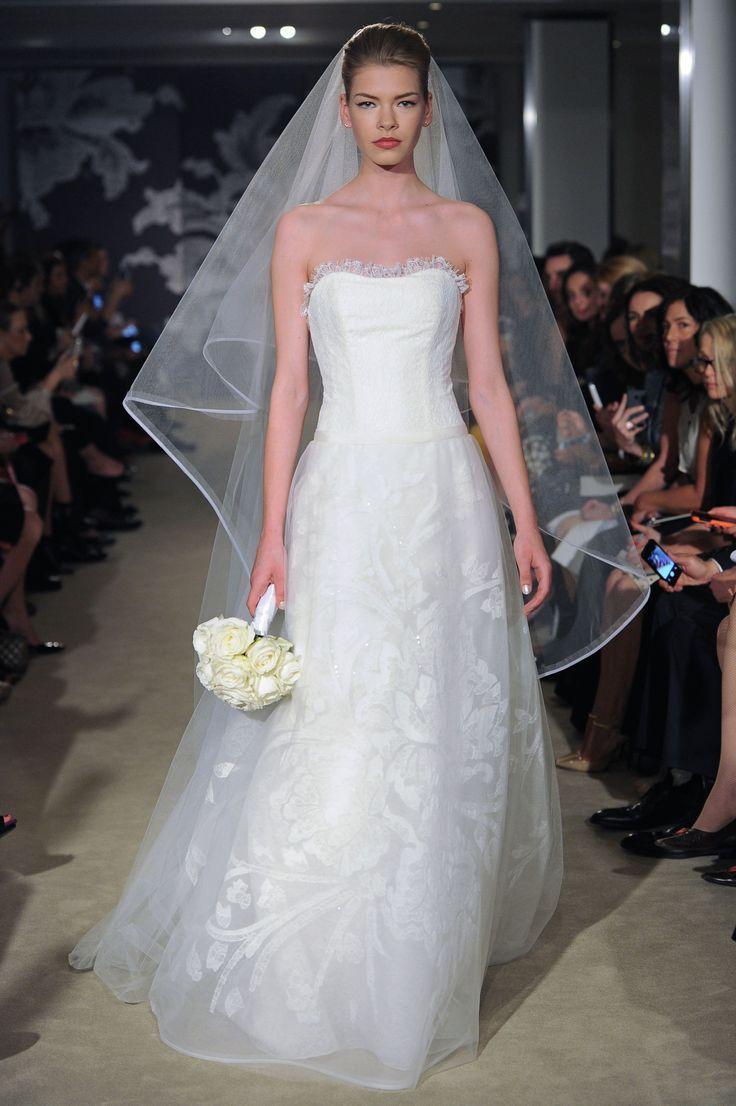 Carolina herrera 39 s spring 2015 wedding gowns minnesota for Wedding dresses minneapolis mn