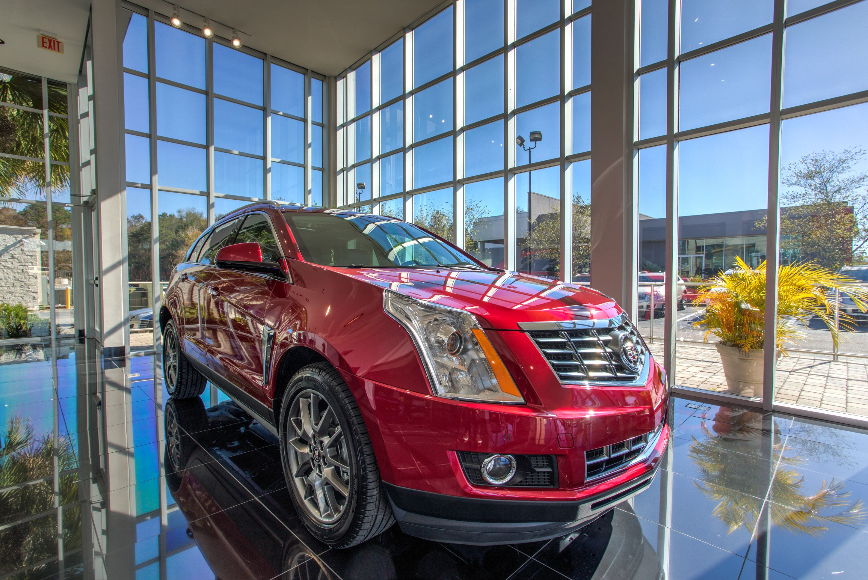 Fields Cadillac Jacksonville Florida >> Our Redesigned Cadillac Jacksonville Location Visit Our