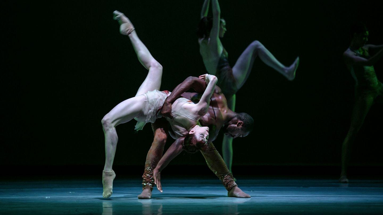 Alonzo king lines ballet biophony ballet dancer king