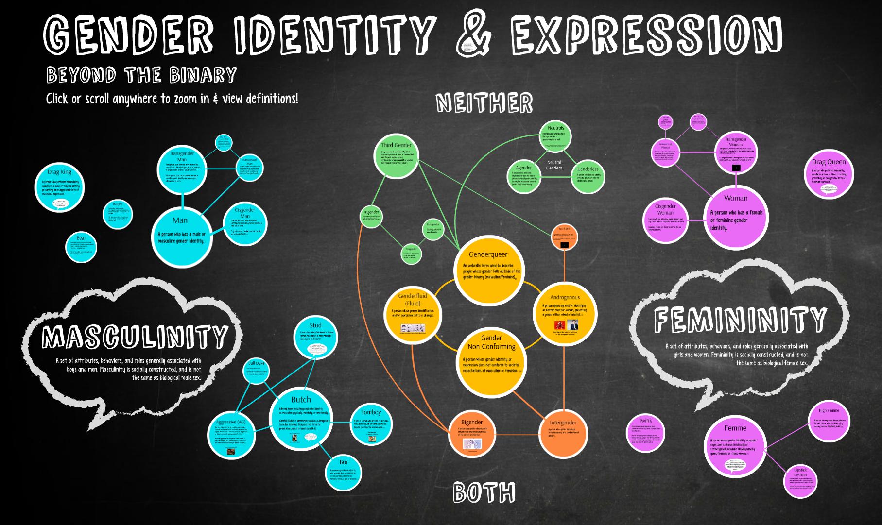 16 Infographics Ideas Infographic Gender Identity Gender Spectrum