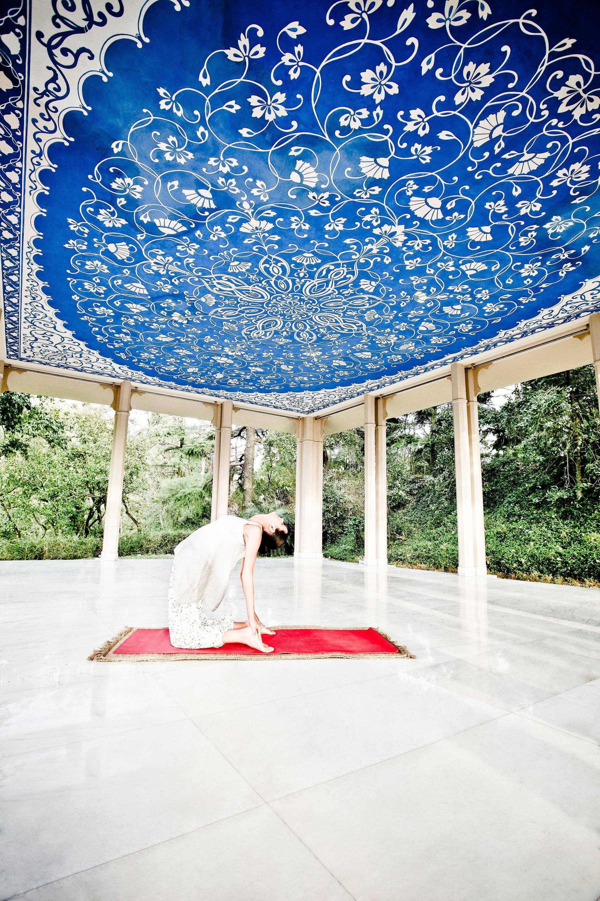 Ananda Spa Resorts Himalayas India Swirled In The Sacred Mists