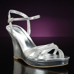 95c44b44976 A great silver wedge!  48