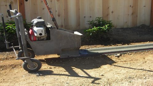 The Curb Guys Of Sacramento Mow Strips Concrete Landscaping Borders Landscape Borders