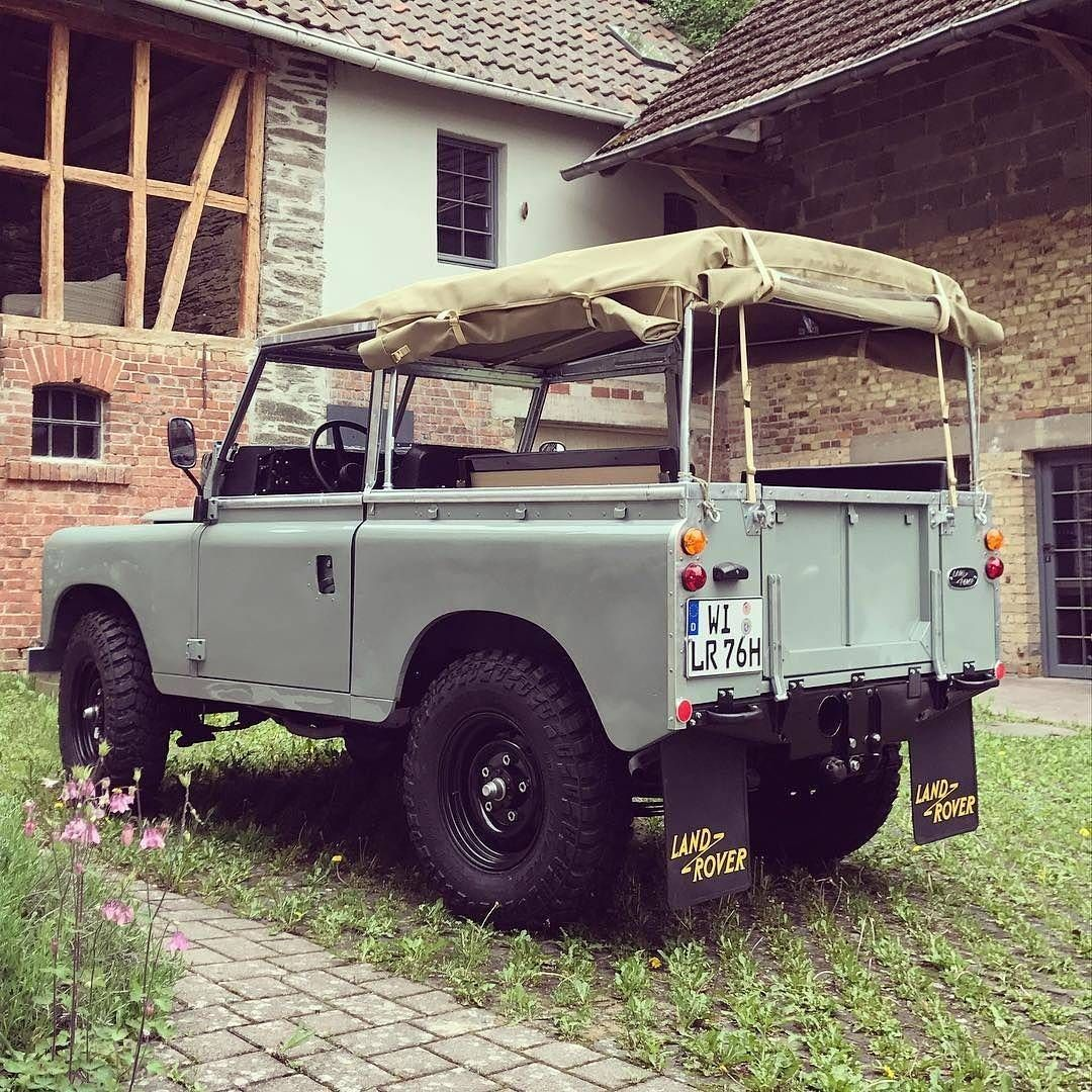 Some Stunning Series 3 Magic To Wet Your Whistle By Volvovos Landrover Series3 Serieslandrover Landrover Land Rover Series Land Rover Land Rover Series 3