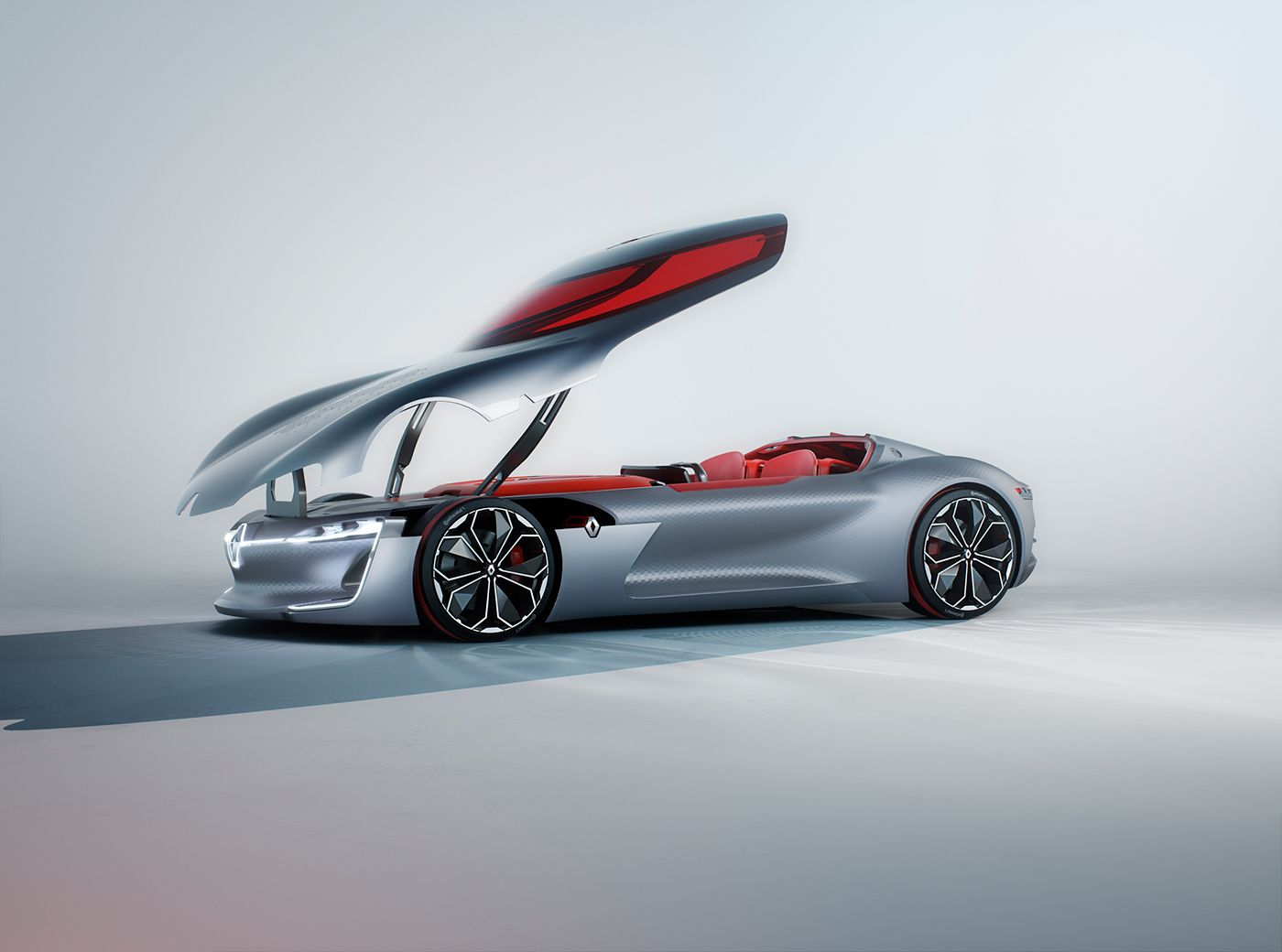 Renault Trezor On Behance Concept Cars Car Wallpapers
