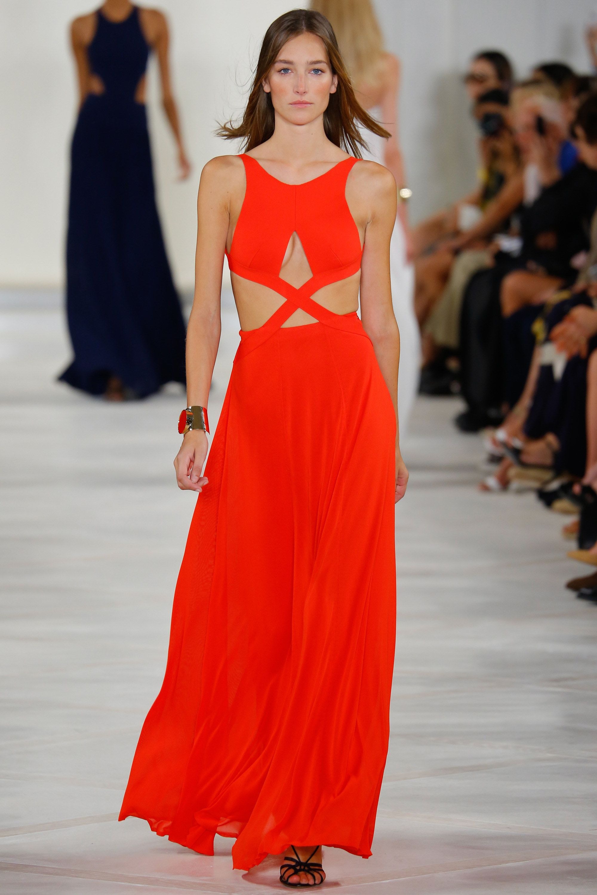 4ff85d18ed7 Ralph Lauren Spring 2016 Runway. See the collection on Vogue.com