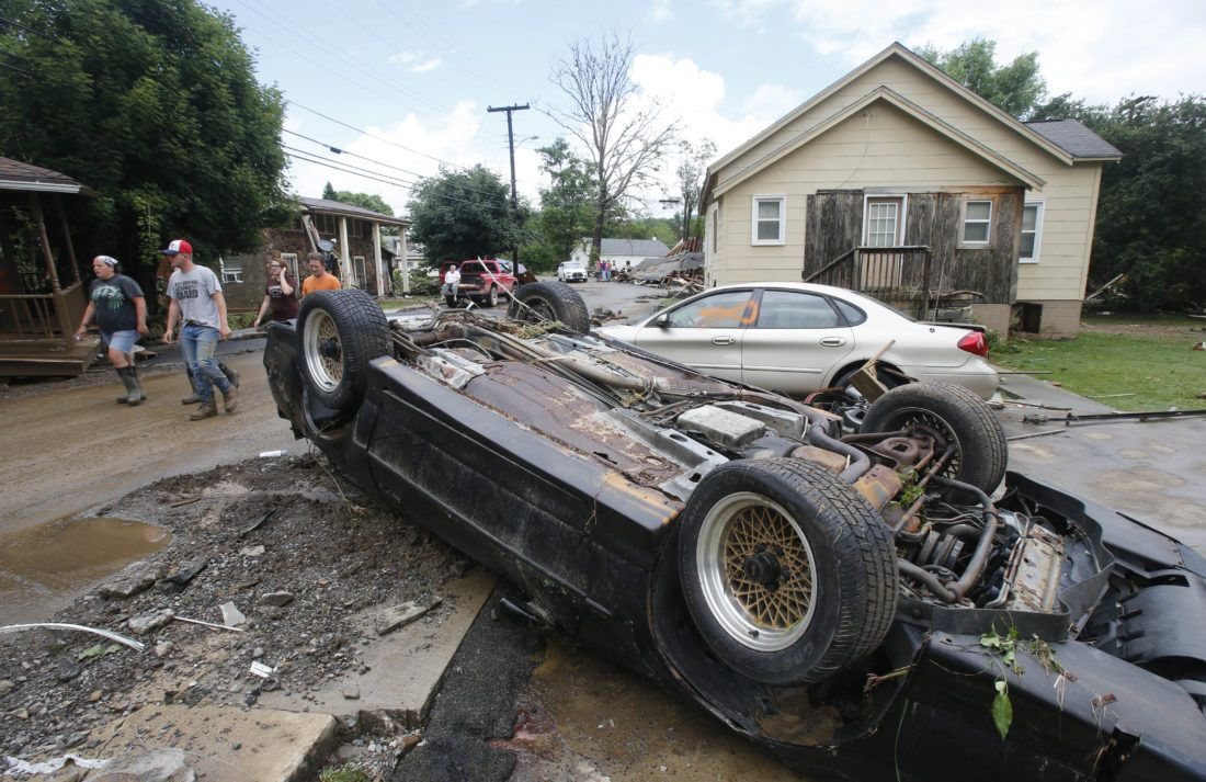Flooding Ravages West Virginia — Slideshow | News, Sports, Jobs ...