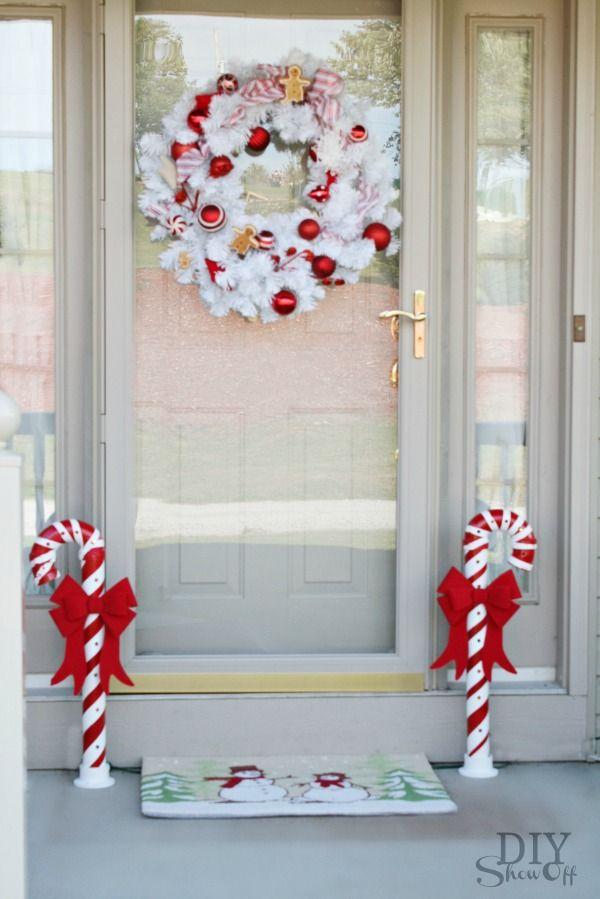 Do it yourself outdoor christmas decor christmas decorations do it yourself outdoor christmas decor solutioingenieria Gallery