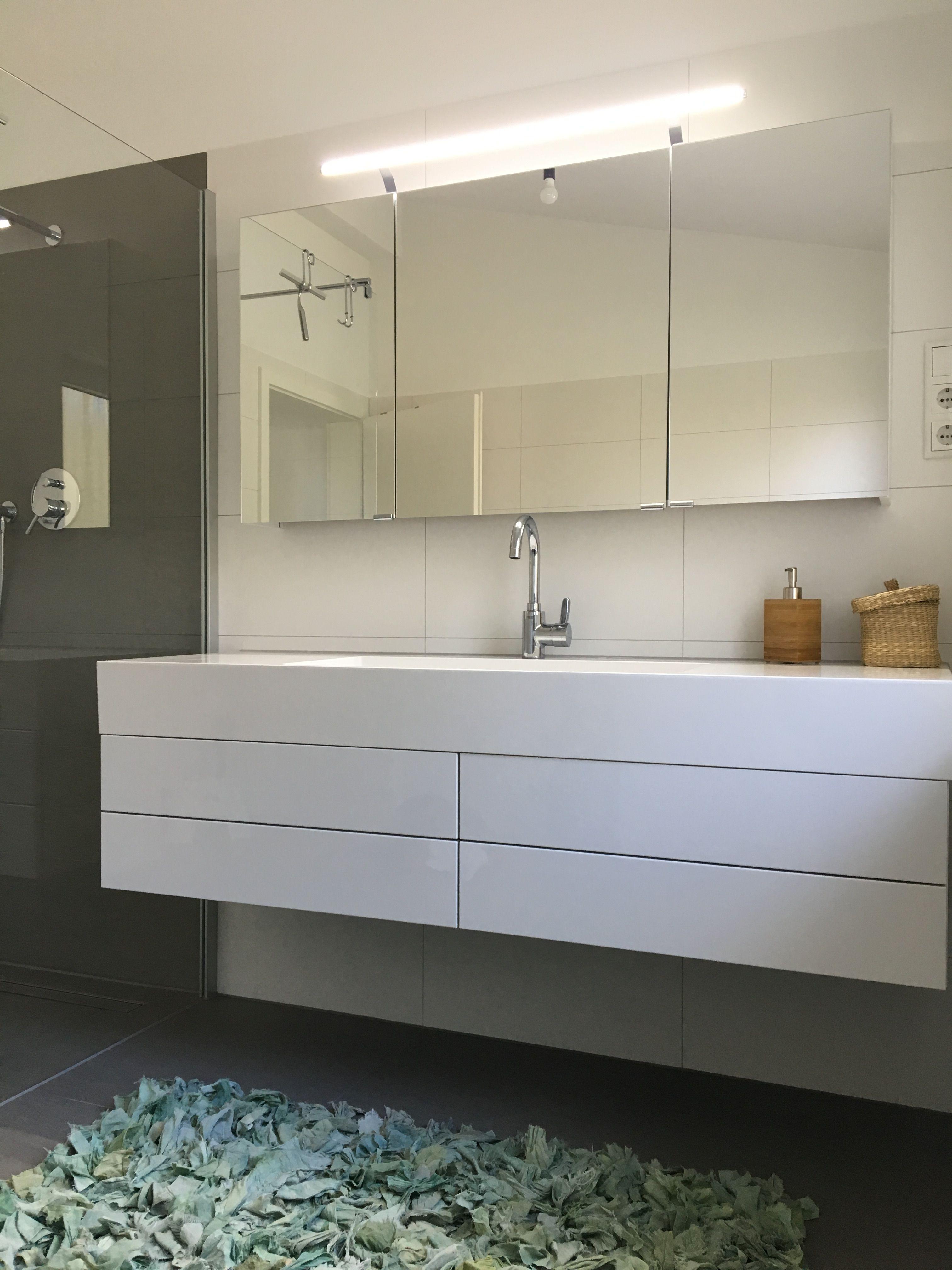 Badezimme Waschtisch Burgad Waschtisch 1 60m Hochglanz