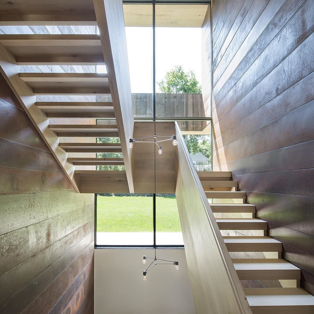 The Stair Is Also Tuned To Create A Subtle Acoustic Experience. Via   Acoustic,