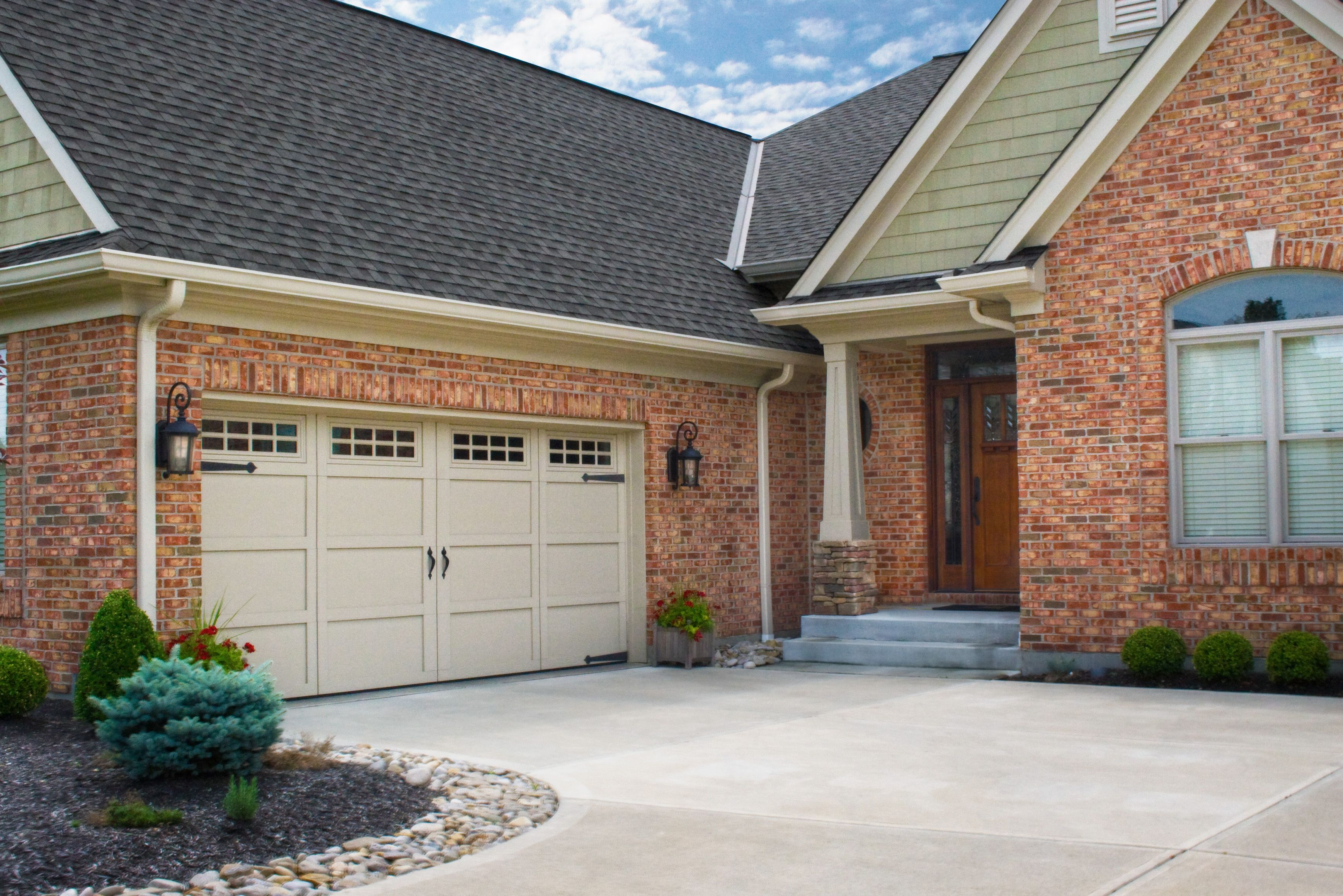 Cost To Install A New Garage Door In Calgary In 2020 Garage Doors Affordable Garage Doors Garage Doors For Sale