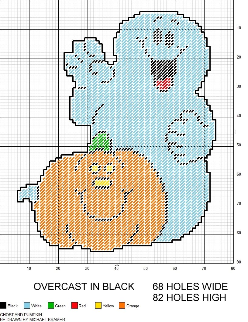 It's just a photo of Bright Free Printable Halloween Plastic Canvas Patterns