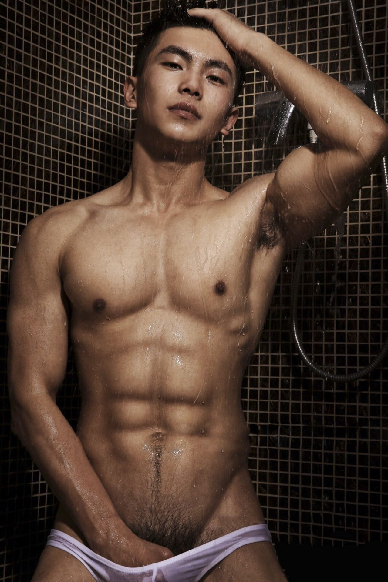 asian Sexy tumblr hunk