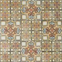 INTI - Mosaico Rococó