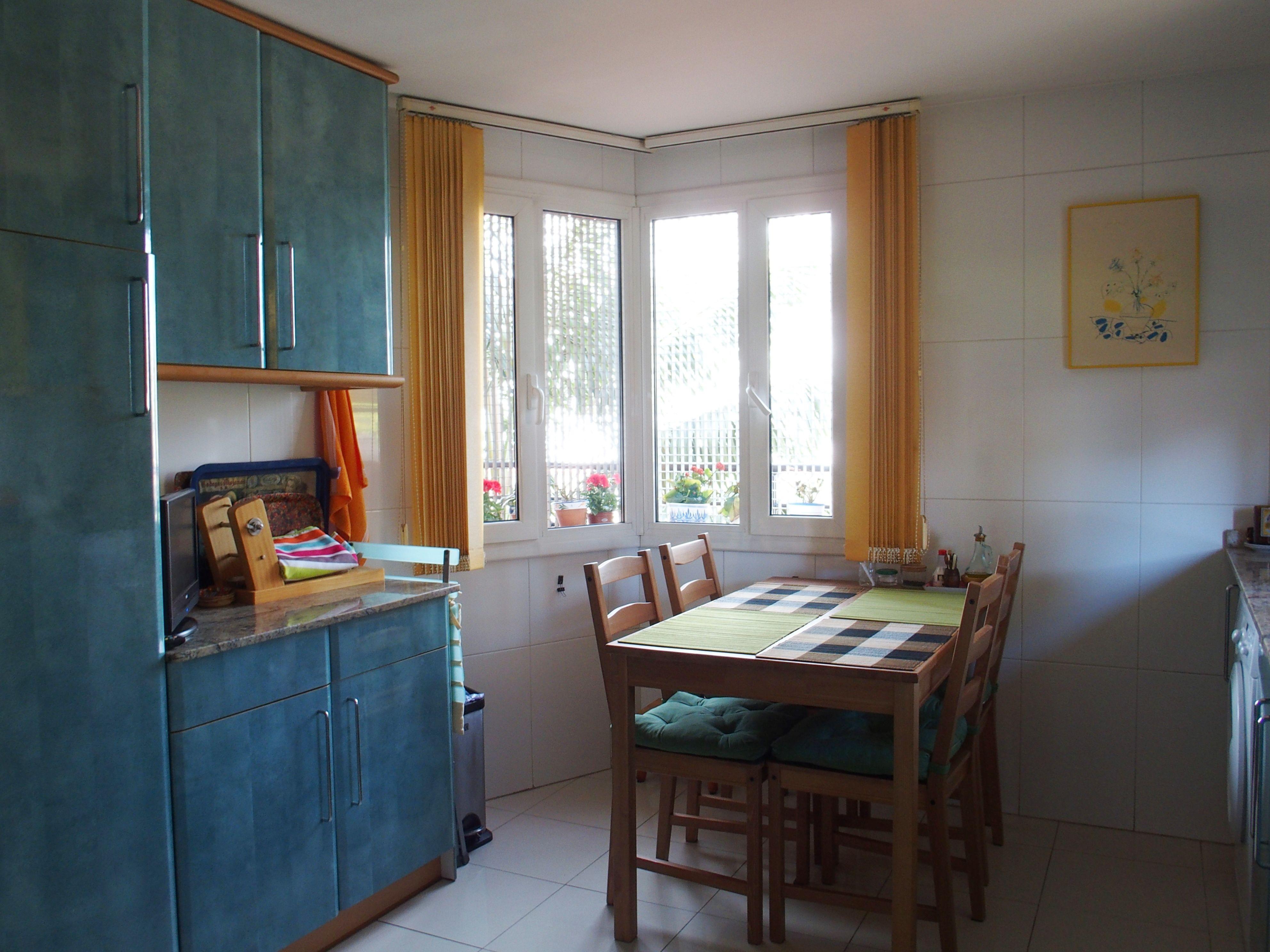 Cocina, casa Apareada en #Castelldefels REF 1545