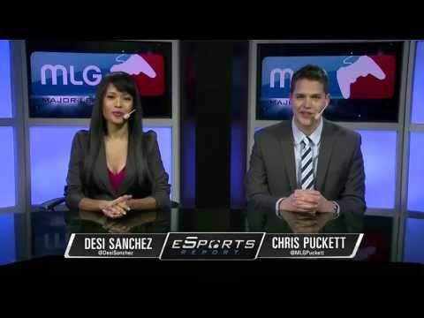 2013 -  eSports Report Debuts tonight at 7pm ET!