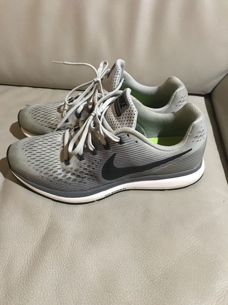 6a73db7006f25 Nike 880555-010 Air Zoom Pegasus 34 Men's Running Shoes SZ 10 ...