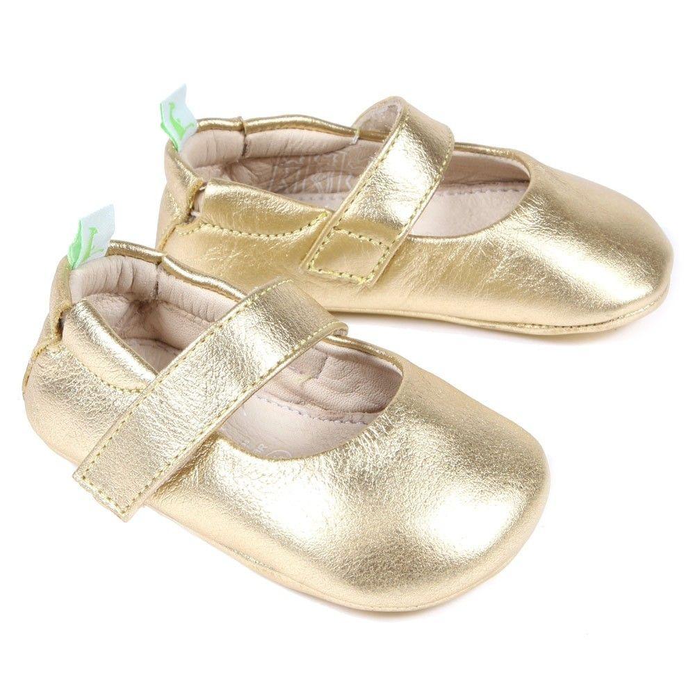 Golden Dolly Baby Ballerinas!!