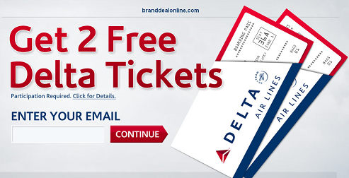 Free 2 delta airline tickets free stuff pinterest for Spirit airlines ticket prices