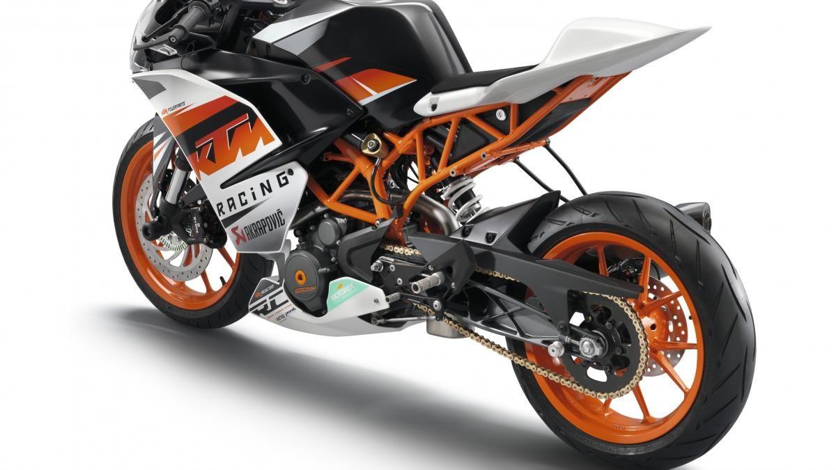 Best entry sport bike? 2015 KTM RC 390 ride review Ktm