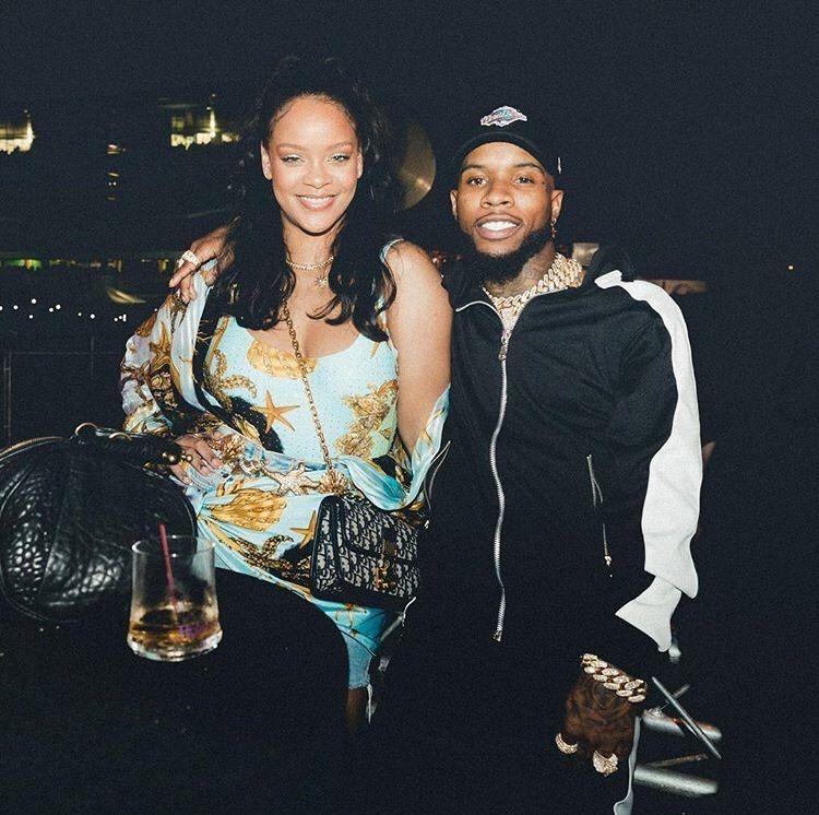 Torylanez We Met In Barbados Ironically We Re Both Bajans Rihanna Rihanna Photos Rihanna Fenty