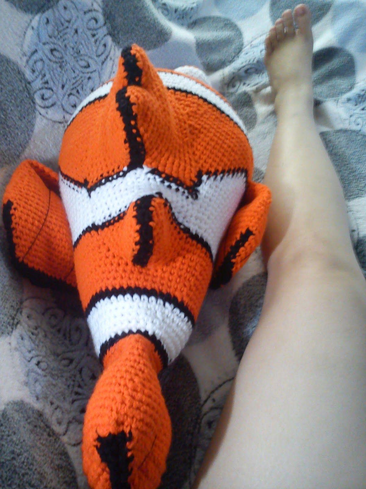 Finding Nemo   The Duchess\' Hands   Häkeln   Pinterest   Häkeln