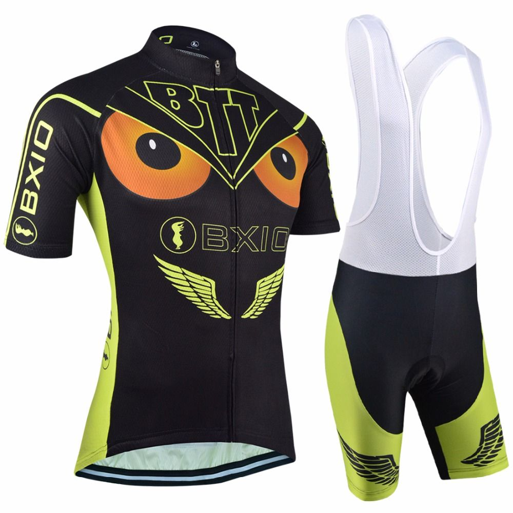 BXIO Brand Cycling Jersey Sets Bike Team Pro Jerseys Maillot Ciclismo Over  Size Bicycle Clothing Multi 39f2b4207