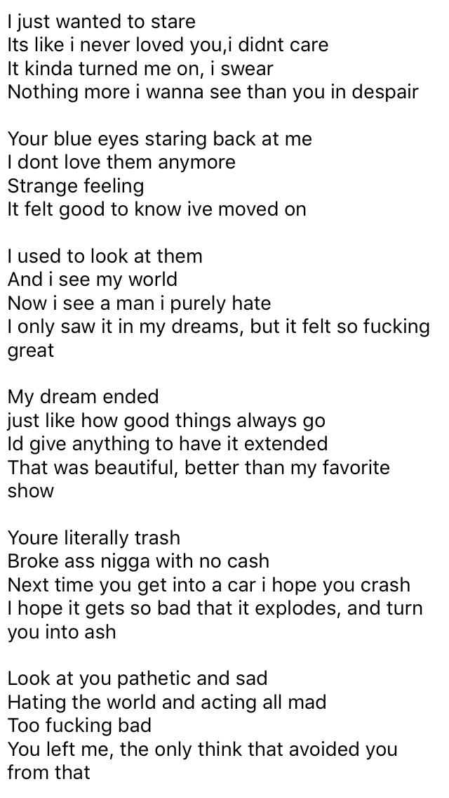 Love Gone Wrong Depression Poems Heartbreak Sick Poems Love