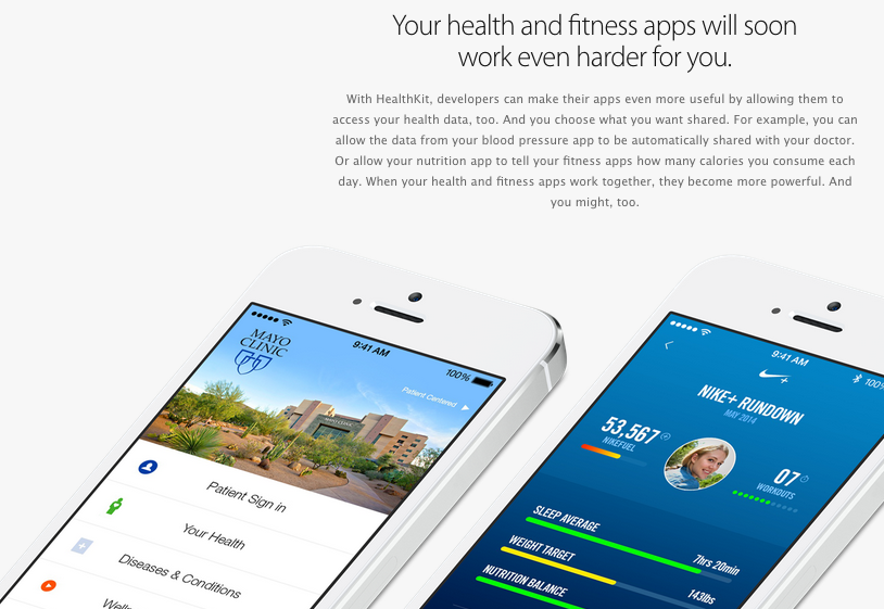 iPhone 6 Apple Wants Your Health Data. But Can HealthKit