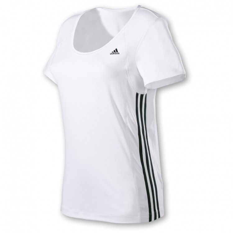 Adidas Damen T Shirt Essentials 3 Stripes (mit Bildern) | T ...