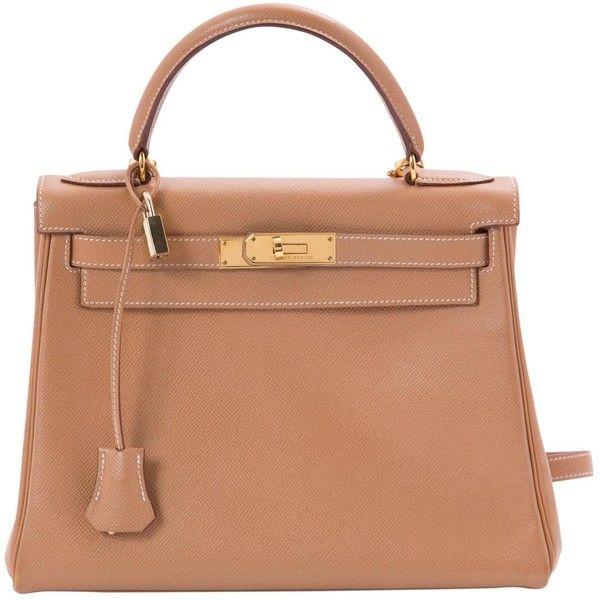 f306cf4cc7 Pre-owned Hermès Kelly Leather Handbag ( 9
