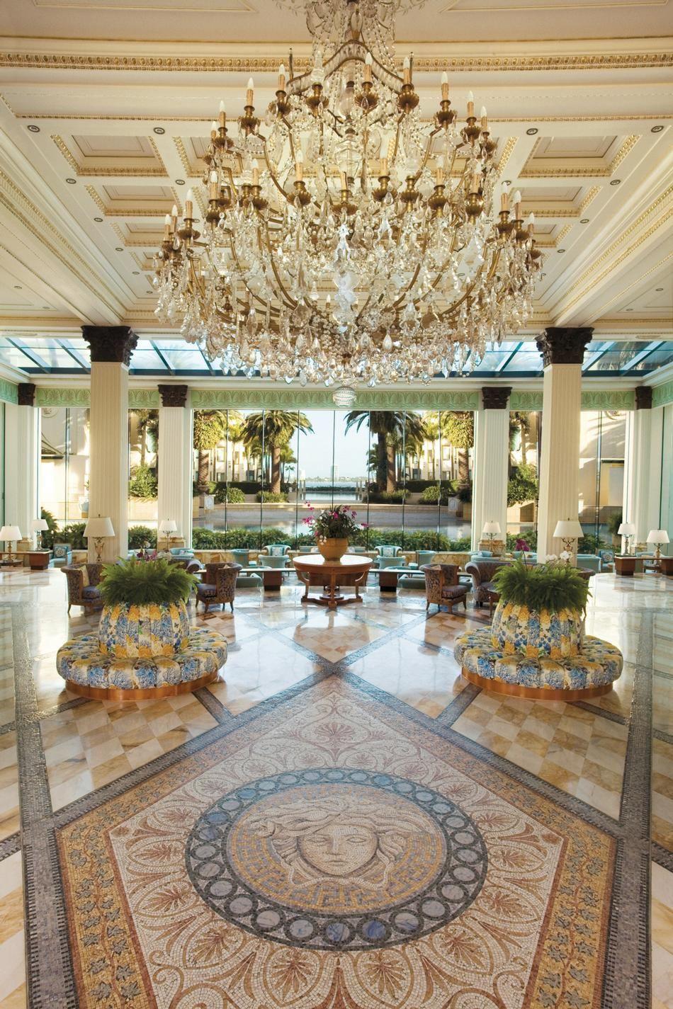 Palazzo Versace Luxury Hotel On Australia S Gold Coast Queensland