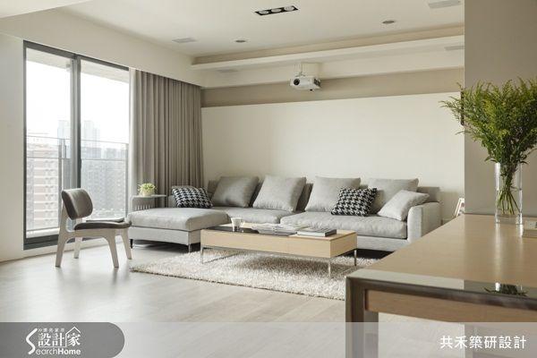 早晨從陽光中甦醒的自然系居家 Condo Living Room Living Room Home