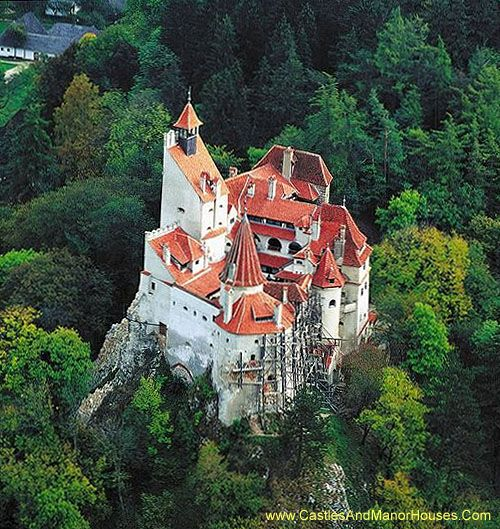 Castelul Bran (Bran Castle), Str. General Traian Mosoiu 24, Bran 507025, Romania. www.castlesandmanorhouses.com Bran Castle is a national monument and landmark in Romania, situated on the border between Transylvania and Wallachia. Commonly known as...