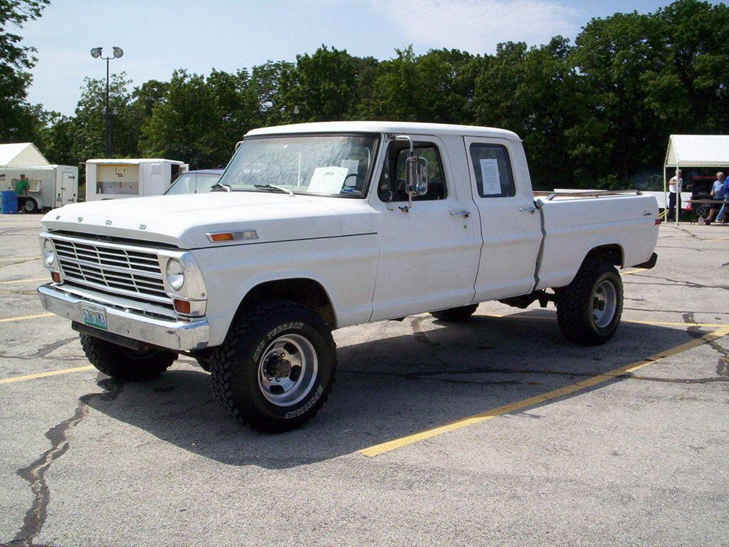 fomocoguy 1969 ford f250 crew cab 12506483 [ 1024 x 768 Pixel ]