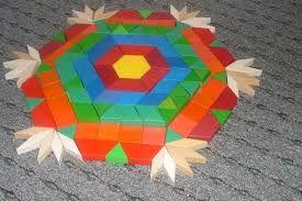 Image result for pattern block shapes