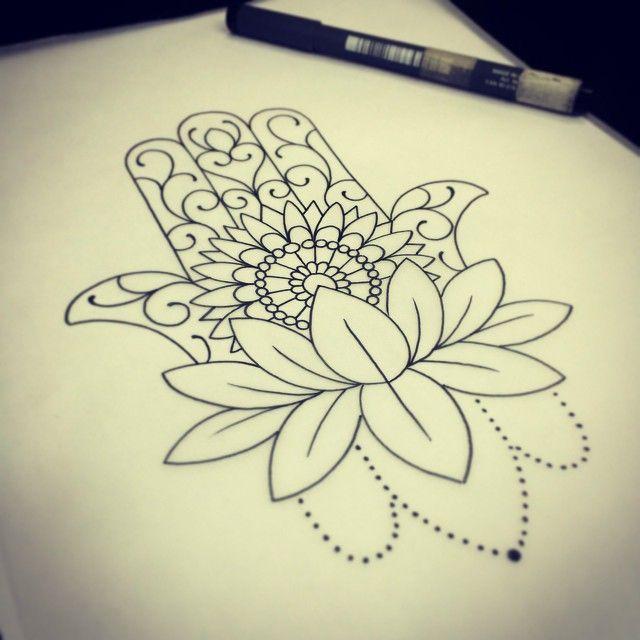 Image result for hamsa tattoo | my ink | Pinterest | Tattoo, Tatoo ...