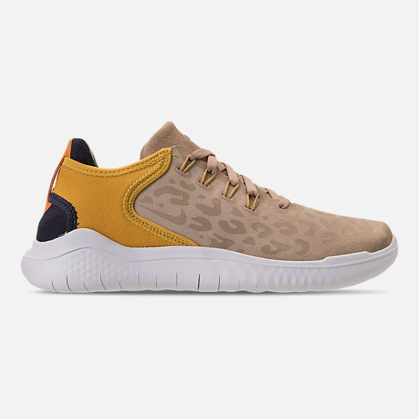 new concept ad52a 59d88 Right view of Women s Nike Free RN 2018 Wild Suede Running Shoes